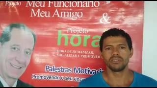 Depoimento funcionário Cel Móveis de Visconde do Rio Branco