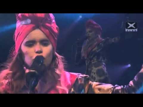 Paloma Faith Full Live ProvinssiRock festival 2010