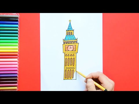 how-to-draw-the-big-ben,-london