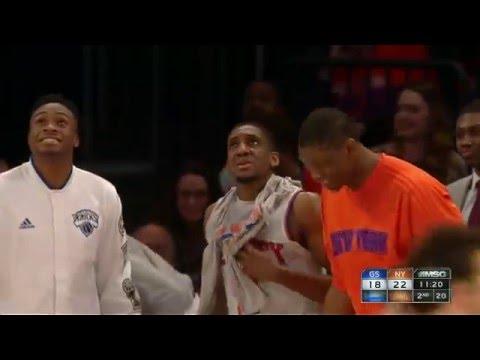 Derrick Williams Throws Down the Hammer!!