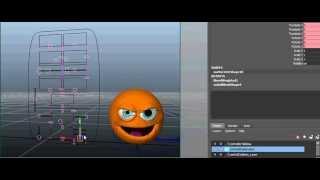 Mirage character rig demo