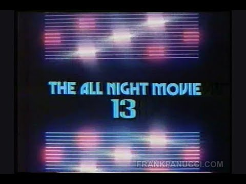 WJZTV 13  1980  Late Night Movie   Local Commercials