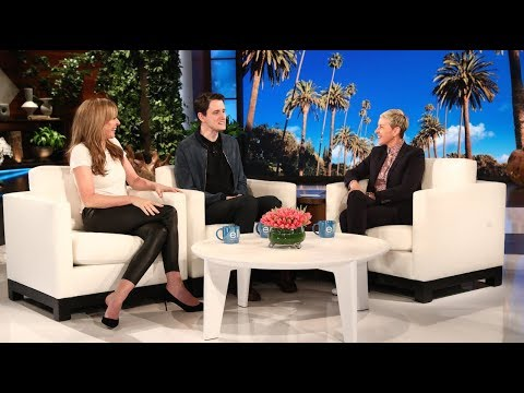 Allison Janney and Zach Woods Play 'Last Word'