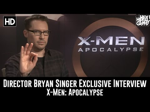 Director Bryan Singer - X-Men Apocalypse Exclusive Interview