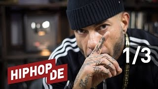 Biografie: Wie Hiphop Azad vor Gewalt, Kriminalität & Drogen bewahrte (Interview) - Toxik trifft