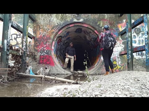Exploring Haunted Tunnel Gone Wrong Doovi