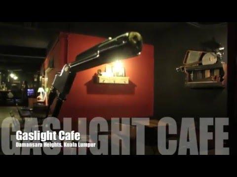 Gas Light Cafe Kuala Lumpur - Providing a platform for local creatives