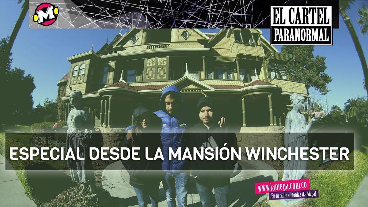 Ver Mansión Winchester: recorrido en el Cartel Paranormal por la mansión más embrujada de Estados Unidos en Español