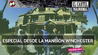 Download Video Mansión Winchester: recorrido en el Cartel Paranormal por la mansión más embrujada de Estados Unidos MP3 3GP MP4