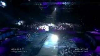 Darin  - You`re Out Of My Life Melodifestivalen 2010 Final