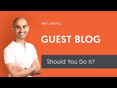 How to Be a Guest Blogger And Sky Rocket Your Website's SEO Rankings