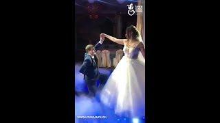 Свадебный танец Владислава и Марины. Экспресс постановка за 2 часа