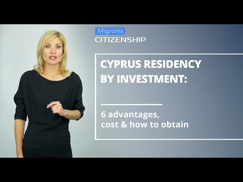 Cyprus permanent residency 👉 How to obtain Cyprus residency by investment: cost, requirements