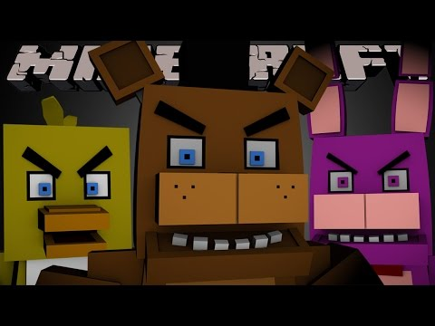 Minecraft School : FREDDY THE PIZZA THIEF!
