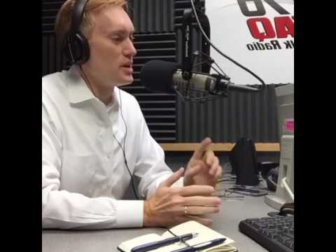 Senator James Lankford on Talk Radio 1170