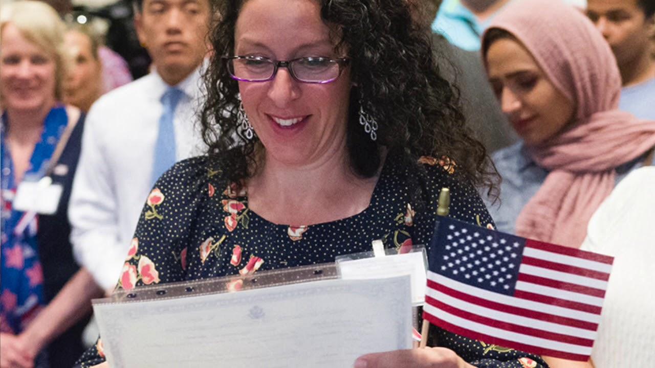 Southport naturalization ceremony 2019