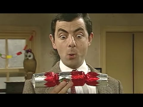 Christmas Special Compilation   Mr. Bean Official