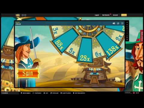 Online Slot Bonuses and Roulette Spins with The Bandit