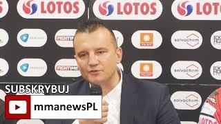 Paweł Jóźwiak: Lotos nowym sponsorem strategicznym FEN