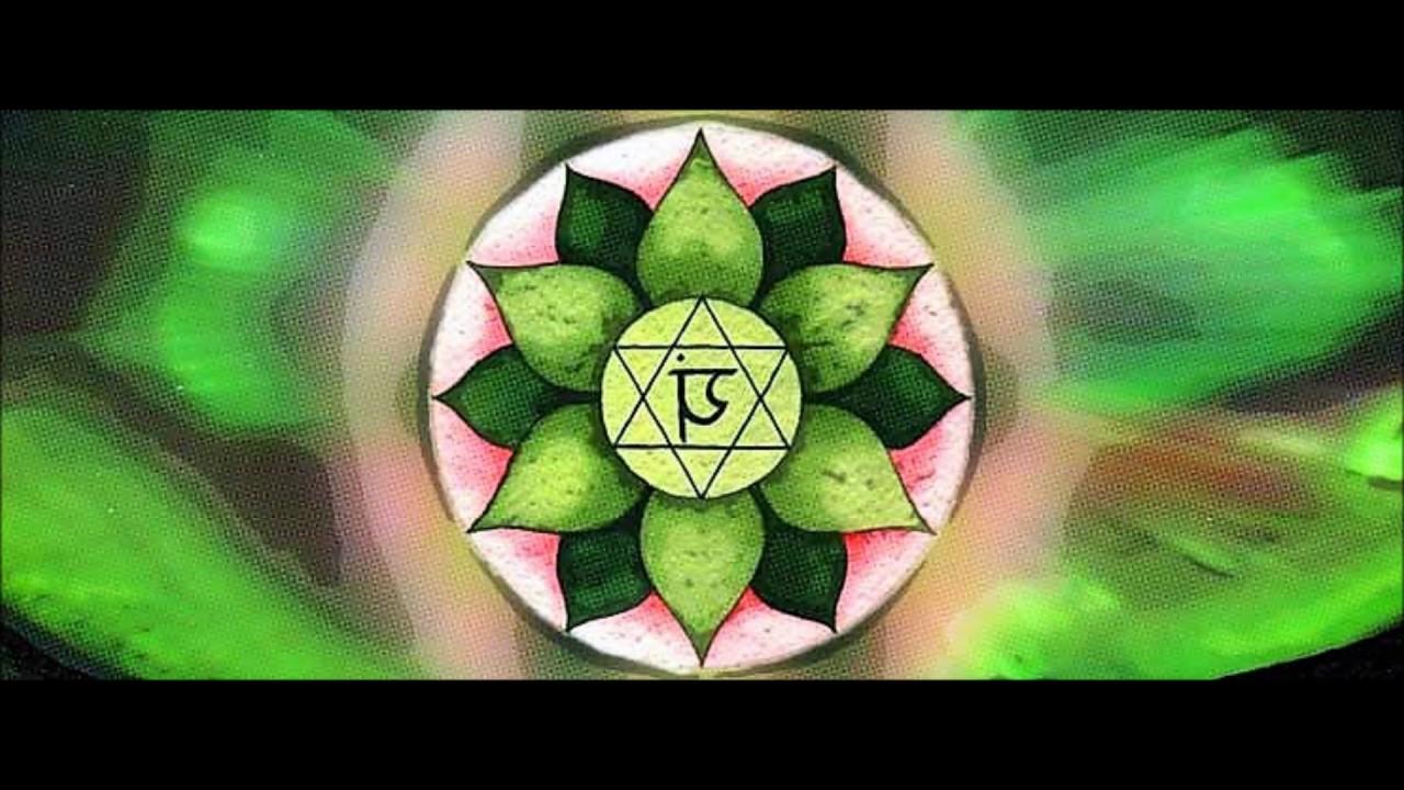 Mantra para el Cuarto Chakra - YouTube