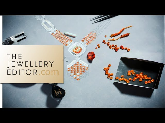 Exclusive insight into the world of Louis Vuitton's luxury jewellery atelier