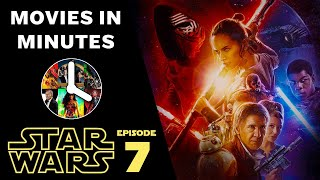 Star Wars: The Force Awakens in 4 minutes (Movie Recap)