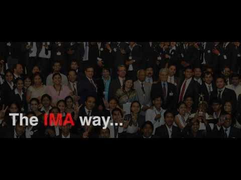 IMA Anthem - The IMA Way.....