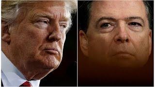 Trump admits he has no tapes of interactions with Comey thumbnail