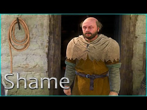 Theresa Breaks Skalitz Law | Kingdom Come Deliverance Game | A Woman's Lot DLC |