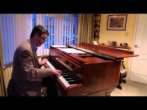Blackbird: David Newton solo piano