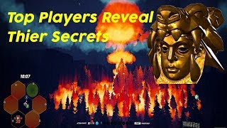 Top 10 Players Reveal Best Strategies Darwin Project