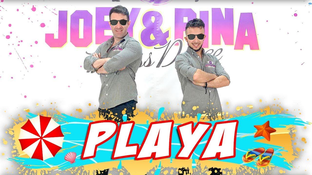 PLAYA Baby K Coreografia Joey&Rina || TUTORIAL || Balli di ...