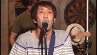"""2014.6.21 Live at ARL 5th. """"僕と一緒にバンドやってくれる人を探す..."""