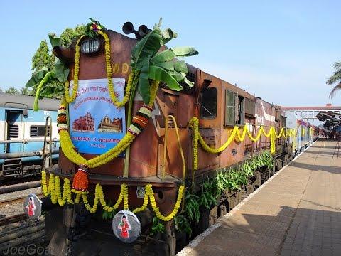 Goa Rajdhani Express (New)