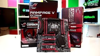 OverclockZone TV EP.568 : ASUS Rampage V Extreme