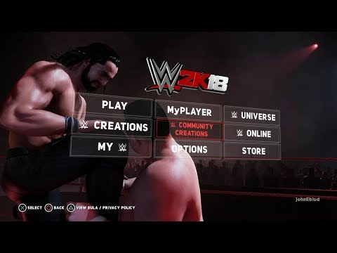 nL Live - WWE 2K18 Midnight Release Stream!