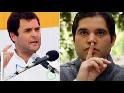 वरुण गांधी ने दिये कांग्रेस में शामिल होने के संकेत, राहुल को बताया 'अत्यंत परिपक्व नेता'