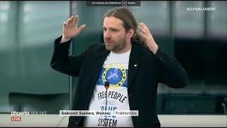 Artikel 13: Debatte im EU-Parlament am 26.03.19