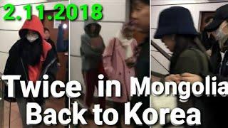 Twice departing to Korea from Mongolia / Twice Солонгос луу буцсан нь (The best thing i ever did)