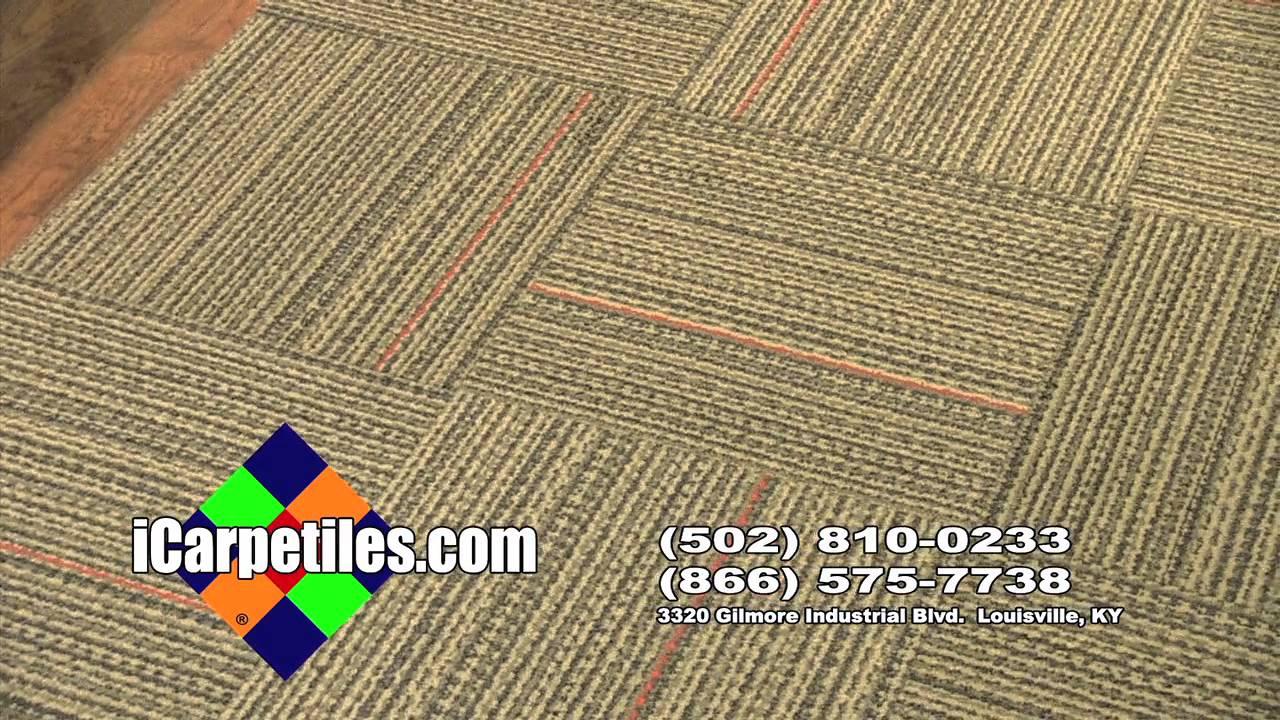 Carpet tiles on srs carpet vidalondon icarpetiles installation video for carpet tiles using tac tiles baanklon Image collections
