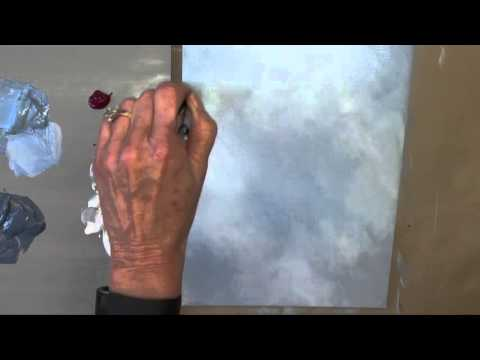 Traditions Artist Acrylics Mottled Background - Acrylic Painting Technique