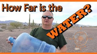 HOW TO FILL YOUR RV WATER TANK   RV LIVING