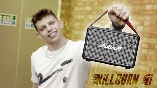 My New Favorite Bluetooth Speaker EVER! Killburn II Review!