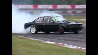 BMW E24 Drift EEDC RIGA