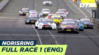 DTM Norisring 2018 - Race 1 (Multicam) - RE-LIVE (English)