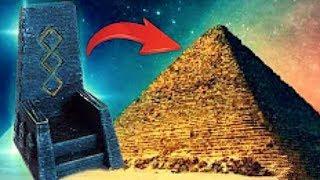 Rätselhafte Kammer in der großen Pyramide könnte eisernen Thron von Cheops enthalten