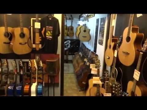 Music Store Tour Negozio Youtube