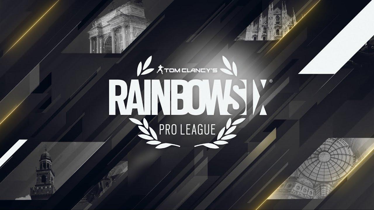 Rainbow Six Siege Allied Esports Las Vegas Minor 2019 Begins