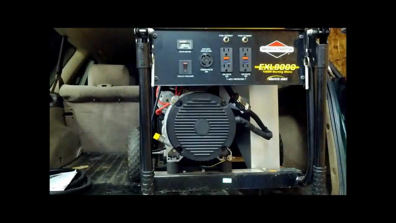Diagnosing A Generator That Has No Power Output  YouTube