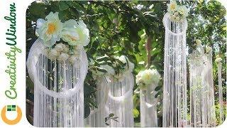 Bohemian Decoration, Dream Catcher Inspired